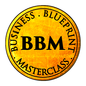 THE BUSINESS  B.L.U.E.P.R.I.NT MASTERCLASS